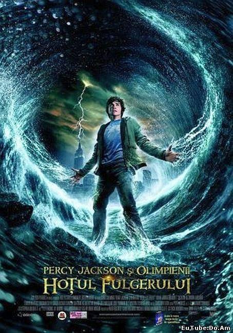 Percy Jackson Si Oimpienii: Hotul Fulgerului (/)