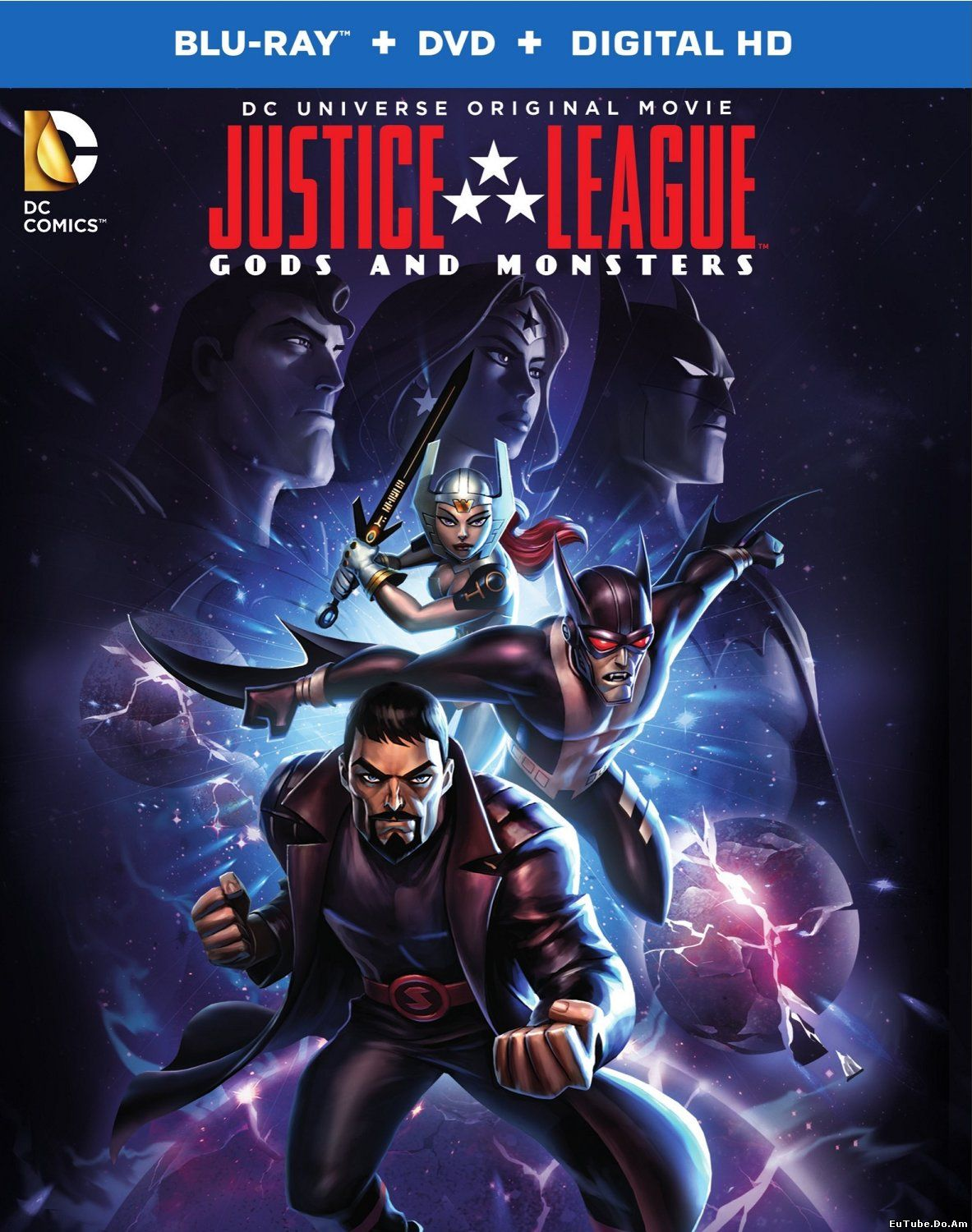 Justice League: Gods and Monsters (2015) Online Subtitrat