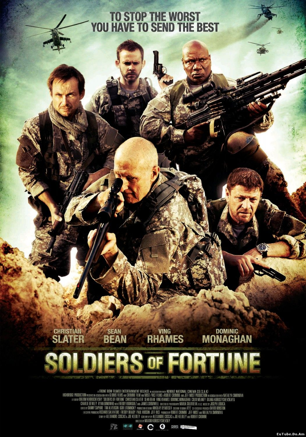 Soldiers of Fortune 2012 Online Subtitrat